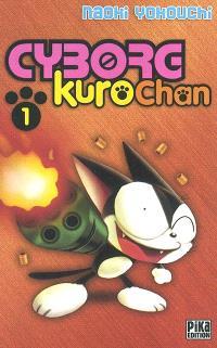 Cyborg Kurochan. Volume 1