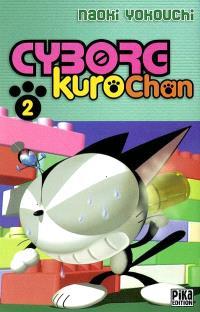Cyborg Kurochan. Volume 2