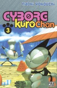 Cyborg Kurochan. Volume 3