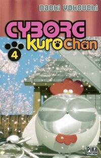 Cyborg Kurochan. Volume 4