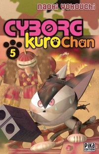 Cyborg Kurochan. Volume 5