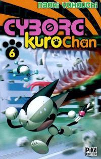 Cyborg Kurochan. Volume 6