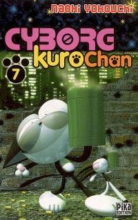 Cyborg Kurochan. Volume 7