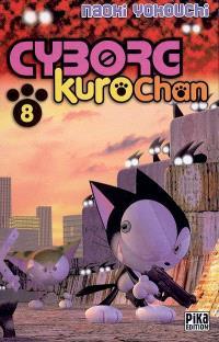 Cyborg Kurochan. Volume 8
