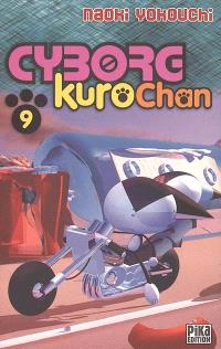 Cyborg Kurochan. Volume 9