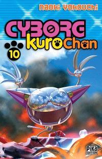 Cyborg Kurochan. Volume 10