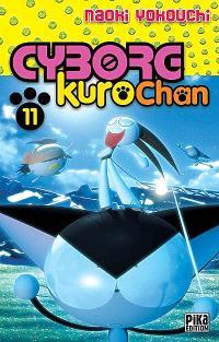 Cyborg Kurochan. Volume 11