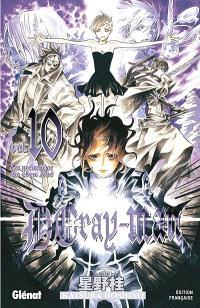D. Gray-Man. Volume 10, La mémoire du clan Noé