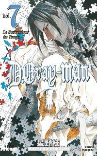 D. Gray-Man. Volume 7, Le destructeur du temps