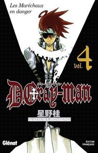 D. Gray-Man. Volume 4, Les maréchaux en danger