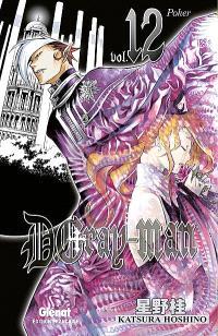 D. Gray-Man. Volume 12, Poker