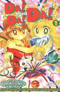 Da Da Da. Volume 1, Amour, délire et extraterrestre !