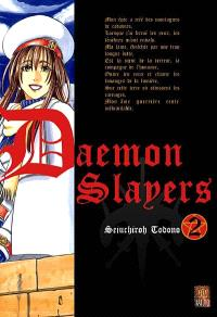 Daemon slayer. Volume 2