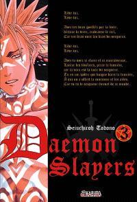 Daemon slayer. Volume 3