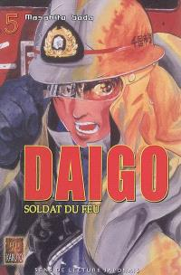 Daigo, soldat du feu. Volume 5