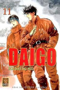 Daigo, soldat du feu. Volume 11