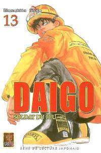 Daigo, soldat du feu. Volume 13