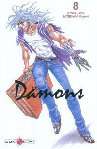 Dämons. Volume 8