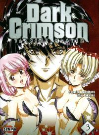 Dark Crimson vampire master. Volume 3