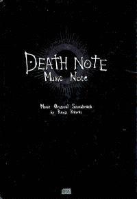 Death note : movie original soundtrack : music note