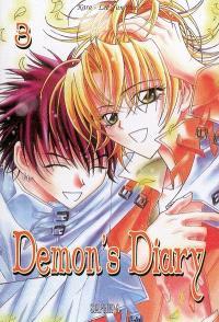 Demon's diary. Volume 3
