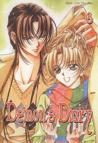 Demon's diary. Volume 6