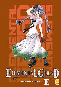 Elemental Gerad. Volume 9