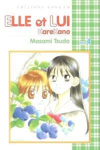 Elle et lui : KareKano. Volume 4