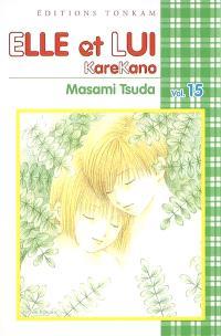 Elle et lui : KareKano. Volume 15
