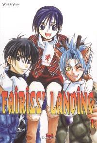Fairies' landing. Volume 1