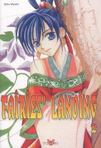 Fairies' landing. Volume 2