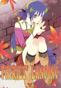 Fairies' landing. Volume 5