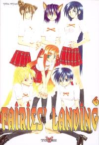 Fairies' landing. Volume 6