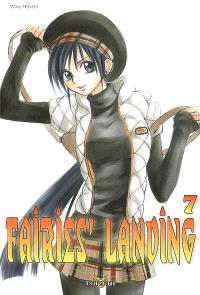 Fairies' landing. Volume 7