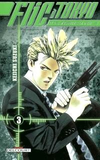 Flic à Tokyo : et s'il (r)éveillait la ville !?. Volume 3