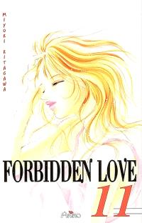 Forbidden love. Volume 11