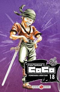 Full Ahead ! Coco. Volume 18