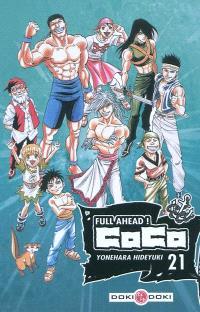 Full Ahead ! Coco. Volume 21