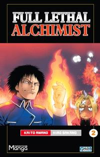 Full lethal alchimist. Volume 2