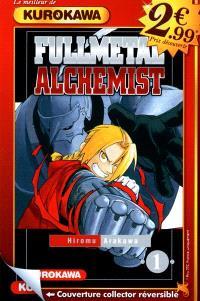Fullmetal alchemist. Volume 1