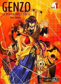 Genzo le marionnettiste. Volume 1