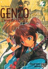 Genzo le marionnettiste. Volume 2