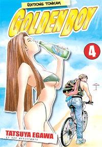 Golden Boy. Volume 4