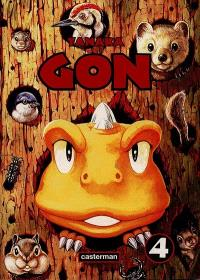 Gon. Volume 4