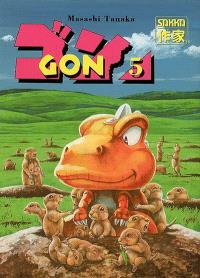 Gon. Volume 5