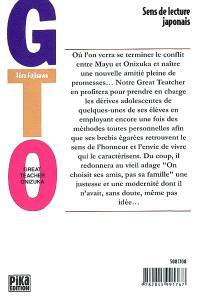 GTO (Great teacher Onizuka). Volume 16