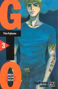 GTO (Great teacher Onizuka). Volume 3