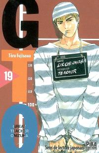 GTO (Great teacher Onizuka). Volume 19