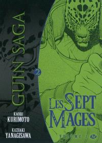 Guin saga : les sept mages. Volume 2