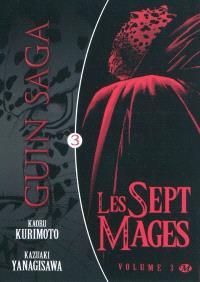 Guin saga : les sept mages. Volume 3